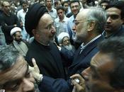 Khatami Meet Ahmadinejad's Minister Foreign Affairs
