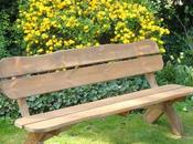 Ryan's Garden Competition: Bench