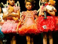 Anybody Else Freaked Child Beauty Pageants?