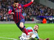 Barcelona Punish Ten-Man Manchester City First