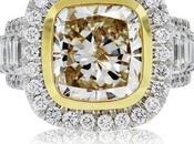 Engagement Ring Candy: Bezel Beauties