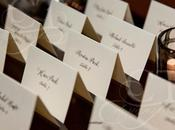 Winter Wedding Place Card Share