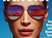 Christy Turlington Conde Nast Traveler March 2014