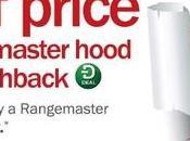 Rangemaster Cookers Half Price Hood Splashback!