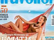 Petra Nemcova Conde Nast Traveller Magazine Russia March 2014