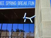 Free Kind Spring Break: Family Days McNay, Libraries Parks!