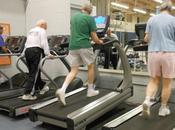 Tread Mill Usage Heart Patients