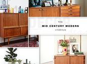 Century Modern Credenza