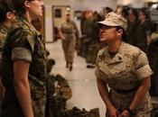 Marine Corps Create Experimental Task Force with Percent Women