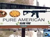 Priest: 'Pure American' Billboard with Assault Weapon 'disrespectful'