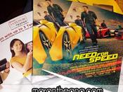 Movie Review: Need Speed. Better Play Game Instead.