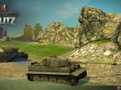 World Tanks Blitz Blasts onto Tablets