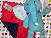 Bebe Bella Designs Minky Chenille Baby Security Blankee {Review}