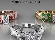 Princess Radiant Diamond Rings