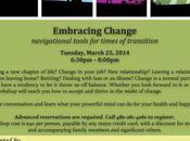 Learning Embrace Change