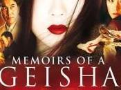 Flashback Saturday: Memoirs Geisha Movie Review