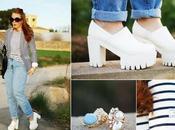 Vintage Jeans Double Stripes (Outfit)