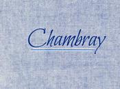 Shopping Spotting Chambray Fabric
