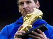Messi: 2014 World Golden Boot Winner