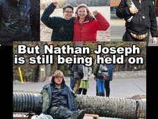 Four MSEF! Blockaders Jail—Nathan Joseph Still Being Held