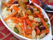 Iranian Jeweled Rice (Vegan Recipe)