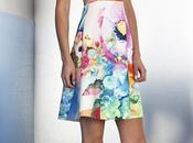 SPRING TREND Graphic Print Dress