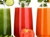 Reducing Weight with Juices Soups