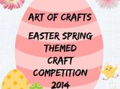 Easter/Spring Themed Craft Competition 2014