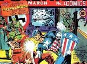 Shield Round Other Surprising Parts Captain America's 74-Year Comic Book History