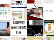 Corporate Website Designs Like