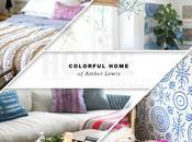 Colorful Home Amber Lewis
