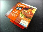 REVIEW! Quorn Chef's Selection Classic Burgers