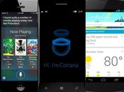 Virtual Assistants: Cortana Google Siri