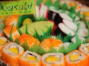 This Lenten Season Sushi Gryn Wasabi