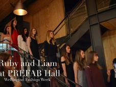 Ruby Liam Prefab Hall