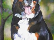 Portrait Artist Honors Pets