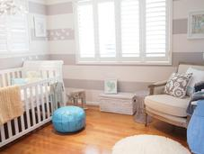 Ways Decorate Your Baby's Room Develop Their Senses