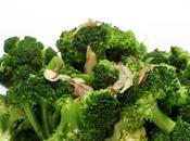 Gotta Love Them Sides Broccoli with Ginger Almonds