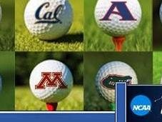 NCAA Division Women's Men's Golf Championships Selection Announcements Live Channel