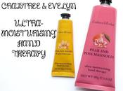 Crabtree Evelyn Ultra-Moisturising Hand Therapy Collection Photos, Details Review
