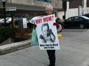 Crown Calls Linda Gibbons Sign Showing Crying Infant 'disturbing, Offensive, Disruptive, Disgusting'