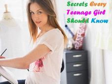 Beauty Tips Secrets Every Teenage Girl Should Know