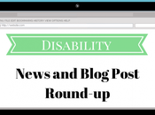 April Disability News Blog Post Round-Up
