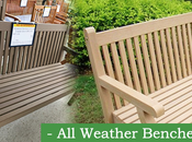 Weather Composite Bench