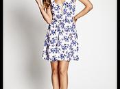 Sexy, Flirty Fashion:: GUESS Fleur Sleeveless Dress