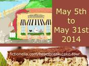 Blog Tour: Guest Post Cindy Arora (Heartbreak Cake)
