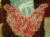 Well, I've Been Busy Knitting Lots Coffee Cozies. Fun....