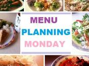 Menu Planning Monday 12th 2014