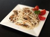 Gluten Free Pasta With Mushrooms