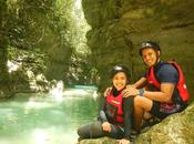 Canyoneering Downstream Badian: Perfect Extreme Adventure Aspiring Adventurers
